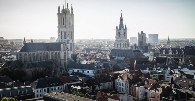 Saint bavo Cathedral gets new fire protection against next summer