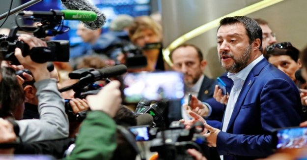 Salvini gathers Europe's politicians to