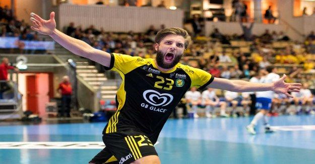 Sävehof won with 5-1 and 7-6