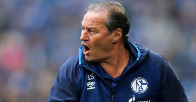 Schalke lose by a penalty in the last second