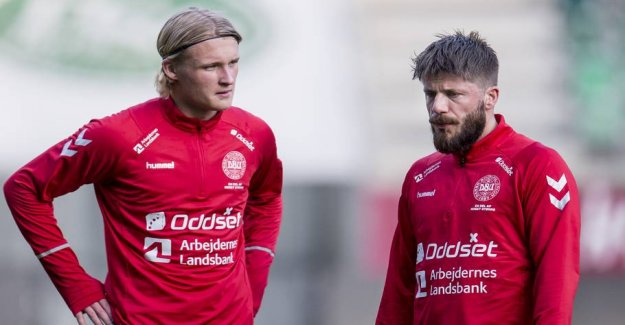 Schöne takes the fuse on the Dolberg with annoying April fools