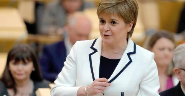 Scotland calls for a new referendum on independence