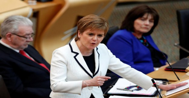 Scottish government chief calls for new referendum on independence