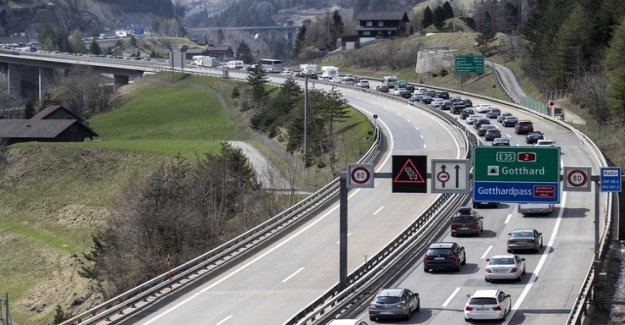 Serious accident in the Gotthard Tunnel calls for a death toll