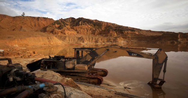 Seven dead in peruvian mine