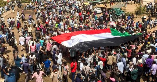 Several Dead in protests in Sudan