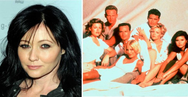 Shannen Doherty ready for the remake of Beverly Hills 90210