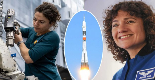 She will be the first Swedish woman in space