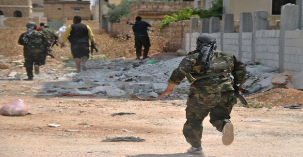 Shelling took several lives in the north of Syria