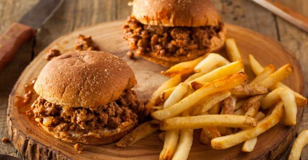 Sloppy Joes – quick and delicious burgers