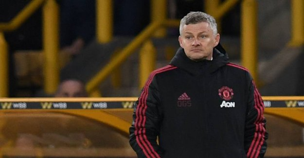 So it was everyday life for Solskjær: United lost to football