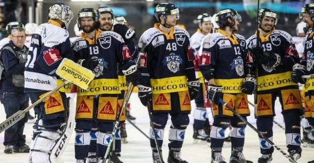 So relaxed train experienced the Bernese Playoff Thriller