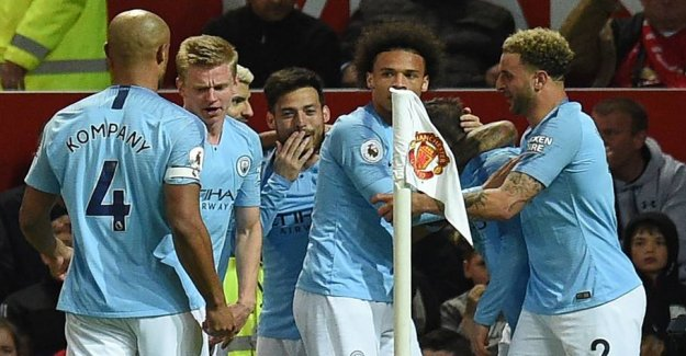 Sovereign City puts pressure on Liverpool