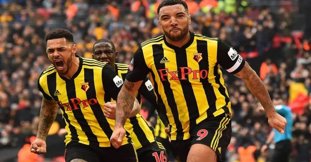 Spaniard sends brilliantly Watford in the FA Cup final