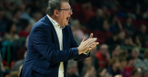 Spirou Charleroi put coach Niksa Bavcevic at the door
