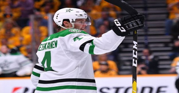 Staggering, Miro Heiskanen! 19-year-old made history – shot two goals and was selected the game's best for the NHL's Finnish encounter