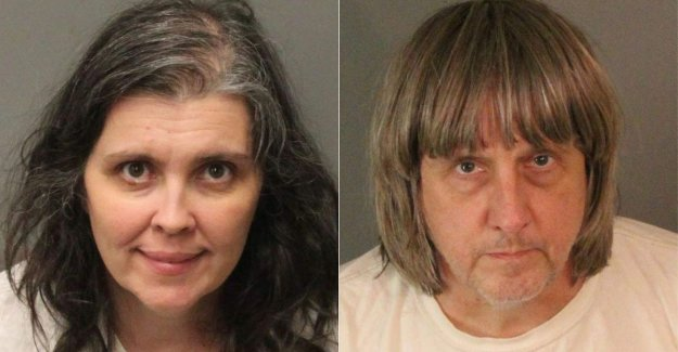 Starved, beaten and tied to furniture: parents who send their twelve children for many years maltreated get 25 years in prison