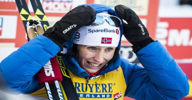 Stir the ski venom creams swelled in Norway: to Attack Marit Bjoergen values