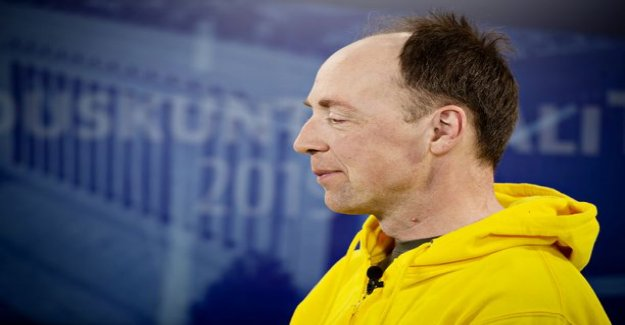 Stripped the party of the exam: PS:no support is skyrocketing - Jussi Halla-aho tell me why