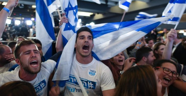 Success for Gantz in the israeli elections – but it is uncertain if he can form a government