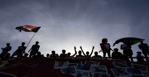 Sudan's former president moved to prison