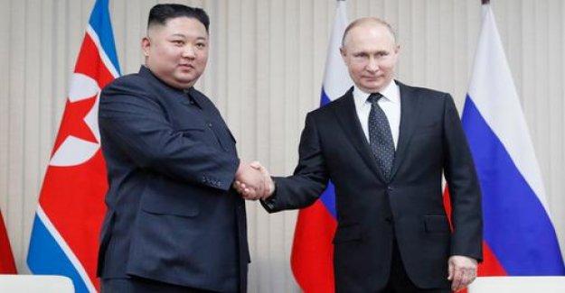 Summit in Vladivostok: Putin calls for guarantees for North Korea