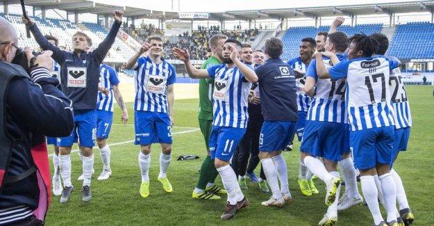 Super league club took the ass on Stig Tøfting