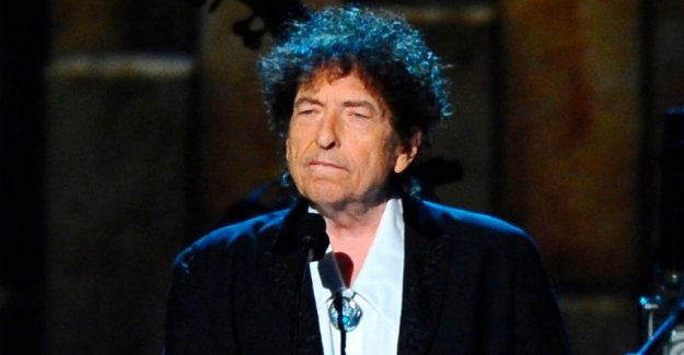 Sur Bob Dylan barked out the audience in Vienna