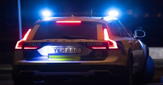 Suspected attempted murder of a nightclub in Stockholm