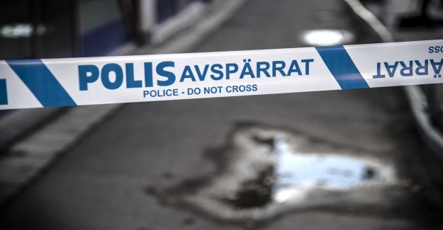 Suspected murder in the south of Stockholm
