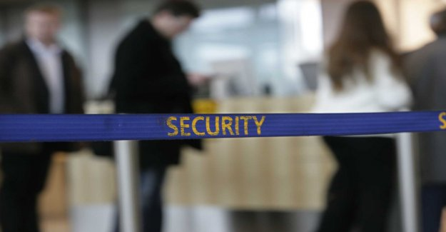 Suspected of money laundering arrested at Arlanda
