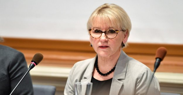 Sweden invites to a conference on nuclear weapons