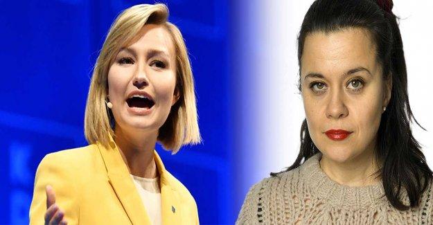 Sweet, beautiful Ebba hate women? No!