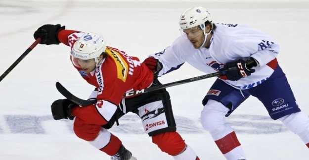 Swiss lose 3:1 lead and lose