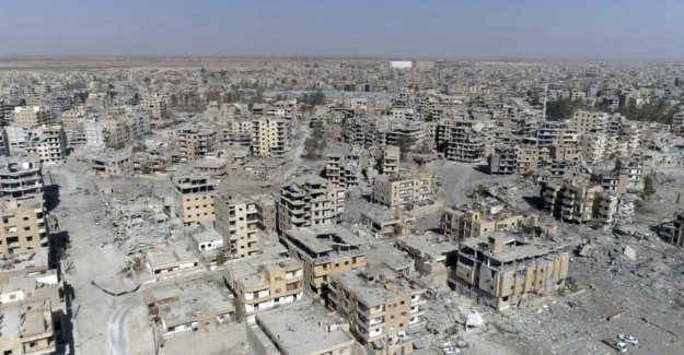 Syria: Scepticism towards the tribunal for terrorist suspects