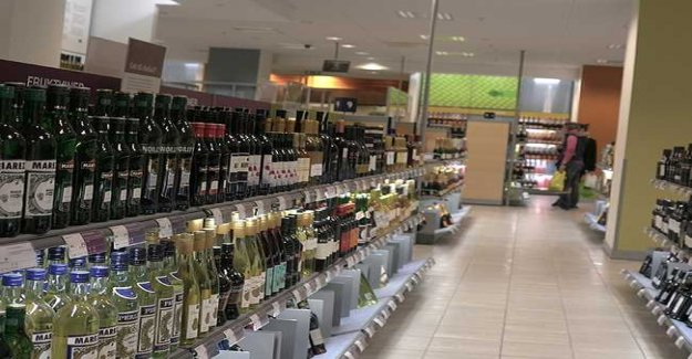 Systembolaget's opening hours in the easter