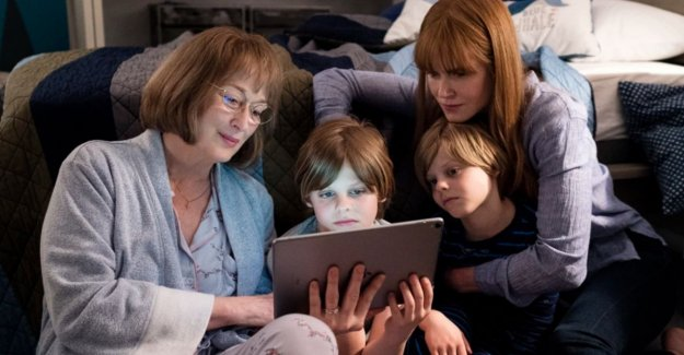TRAILER. The new season of 'Big Little Lies' is coming, this time with Meryl Streep