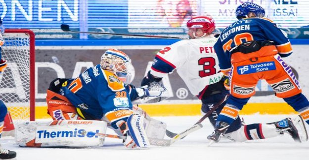 Tampere to wrestle the bronze – Tappara hit the big gear