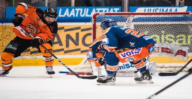 Tappara equalized in Hämeenlinna - Kristian Kuusela anymore points away from the all-time playoff tip