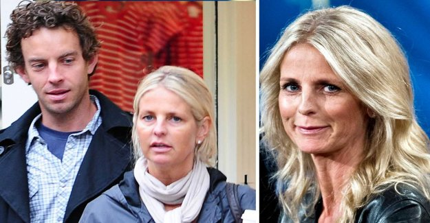 Television personality Ulrika Jonsson is different