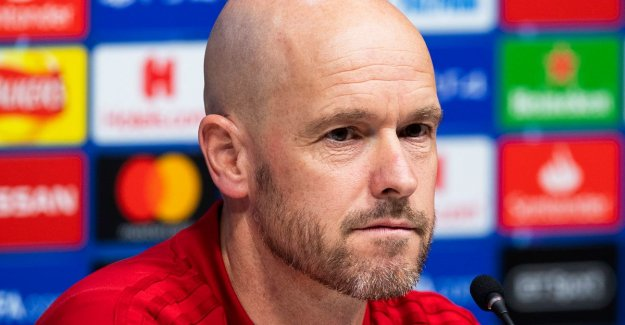 Ten Hag: is Unfair that Ajax rest got? Tottenham received 200 million tv money, is that fair?