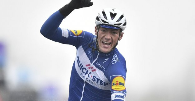 Terpstra and Lampaert on recordjacht: If riders know that it is 'your' price, then you will be endorsed