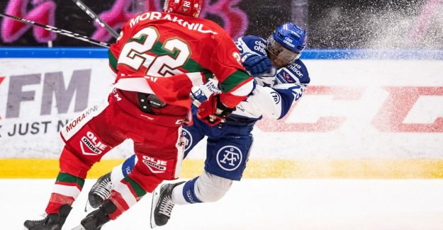 Thaw of the Mora – lowered Leksand in the second