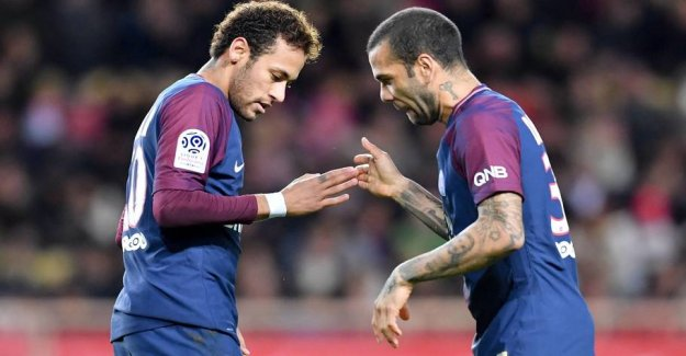 The Barca boss rejects Neymar: Him here is much better