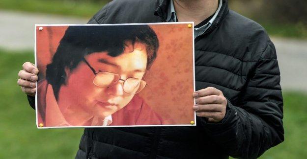 The EU calls on China to release the Gui Minhai