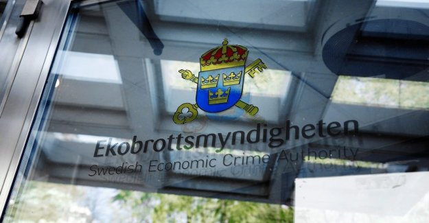 The Swedish authorities miss fraud with EU-money