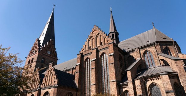 The Swedish church lacks the resources to fireproof churches