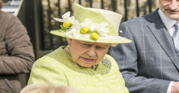 The Times: Queen Elizabeth, 92, abandon the car and drive it – the background of the safety instructions
