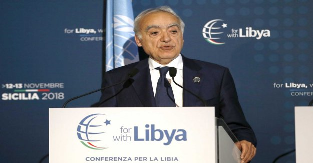 The UN security council met on the crisis in Libya
