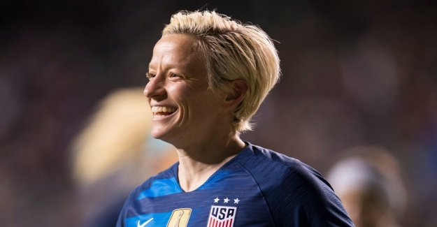 The USA's ladies: We are fighting for future generations
